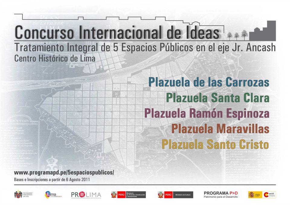 CONCURSO INTERNACIONAL DE IDEAS