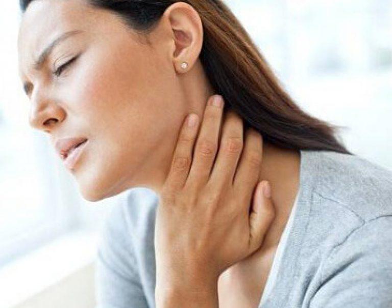 Воспаление лимфоидной ткани в горле