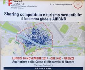 Convegno di Firenze organizzato da Fiavet Toscana e da Federalberghi