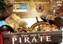 You are a Pirate! Caccia al tesoro per bambini
