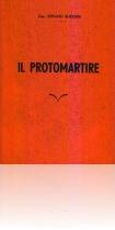 IL PROTOMARTIRE - Can Stefano Boccieri