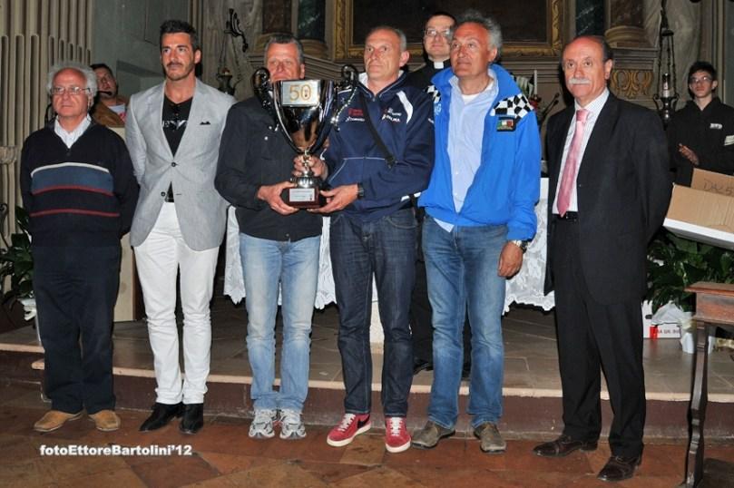 Premiazione Coppa S. Michele 50° edizione