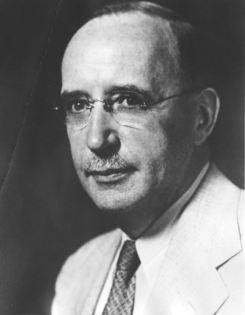 Dr. Solon Justus Buck, Second Archivist of the United States, ca. 1941. (Records of the National Archives)