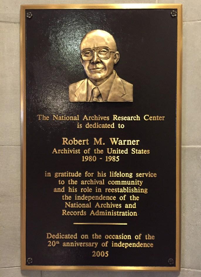warner-plaque