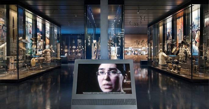 Credit: Chuck Choi/Anchorage MuseumYup'ik case Needs Metadata Gallery