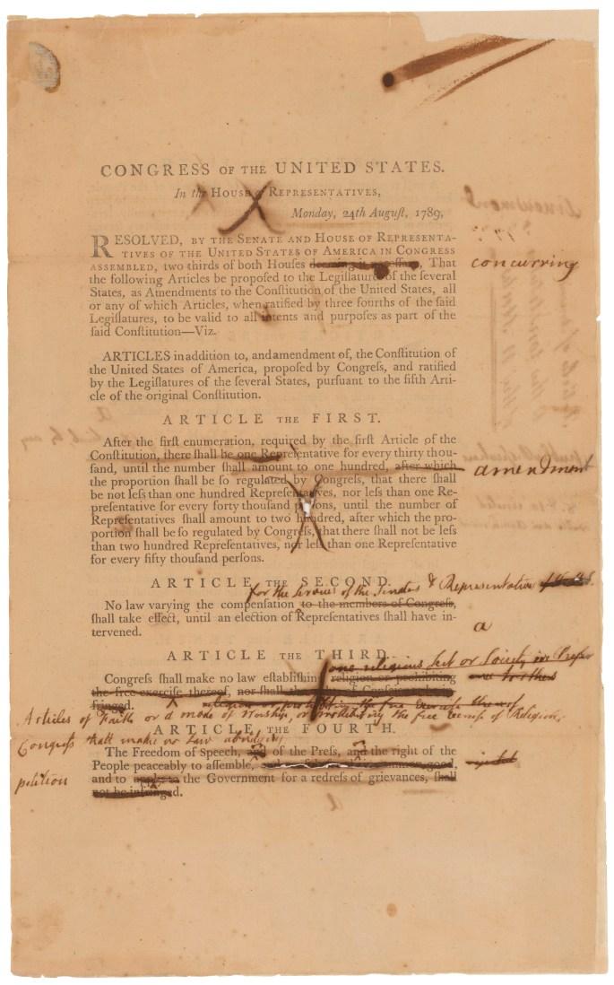 Bill of Rights 01053-Senate