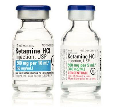 Podcast Episode 7: Part 3 of the Pharm Series… Ketamine and PFC