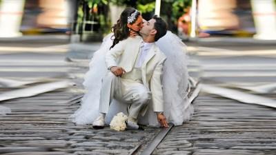jewish wedding video production