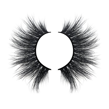 A pair of Cruelty-free wand eyelashes