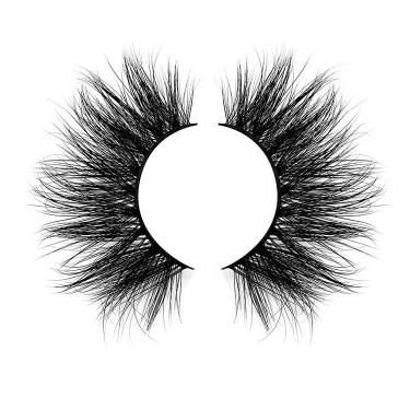 A pair of eyelashes and do not hesitate to set up a lashes business
