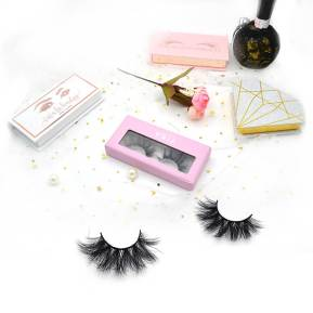 mink lashes business