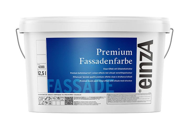 einzA Premium Fassadenfarbe 12,5l