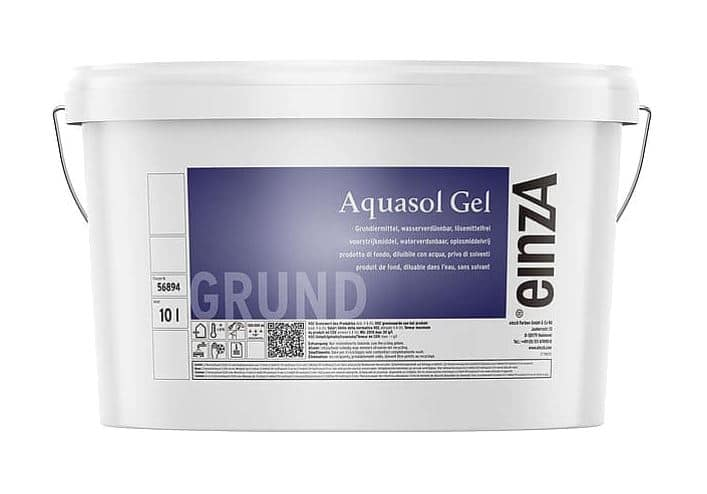 einzA Aquasol Gel 10 Liter