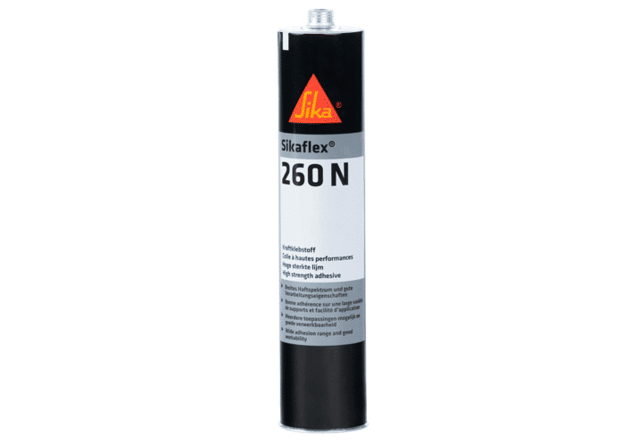 Sikaflex 260 N schwarz 300ml