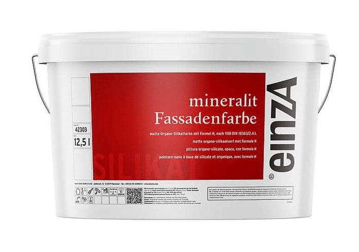 einzA mineralit Fassadenfarbe 12,5l