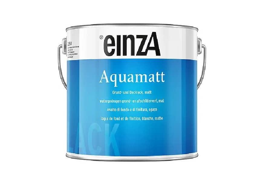 einzA Aquamatt weiß