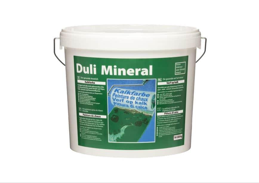 Duli Mineral Muschelkalk Innenfarbe 5 L