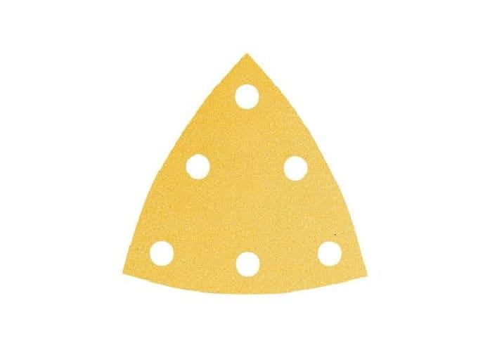MIRKA Gold Delta-Scheiben 93 x 93 x 93mm,
