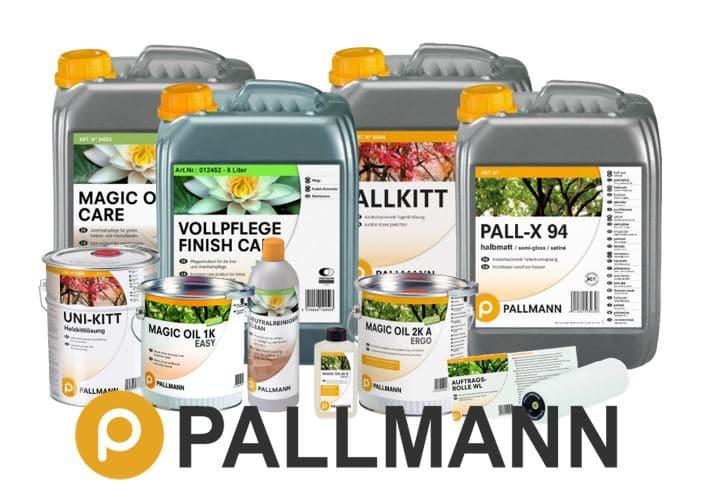 Pallmann Produkte