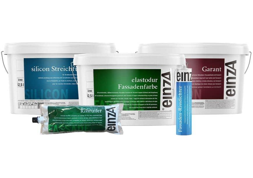 Rißsanierung/ elastische Fassaden Systeme