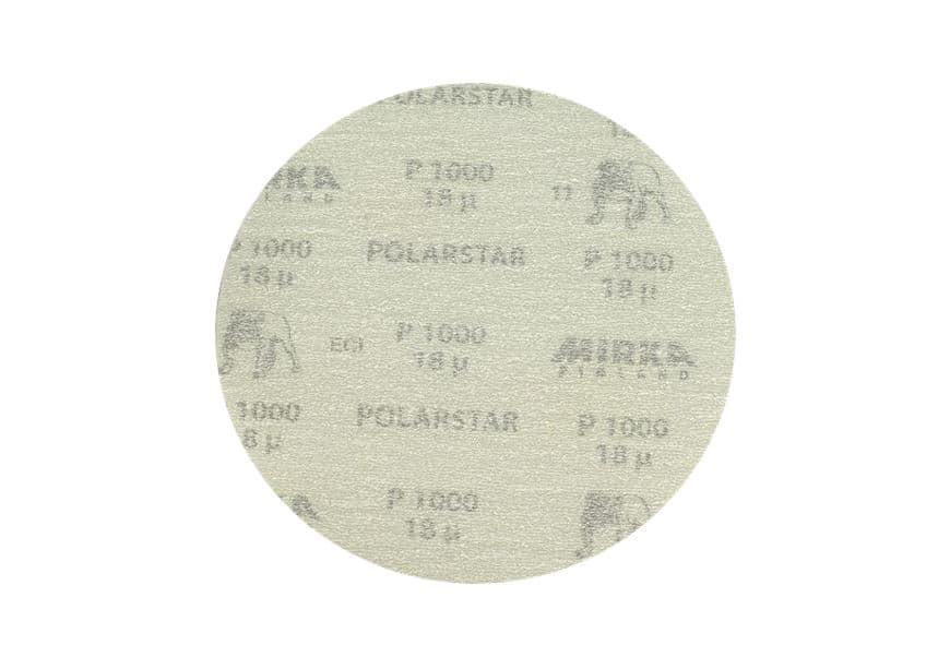 Mirka Polarstar ungelocht Ø150mm