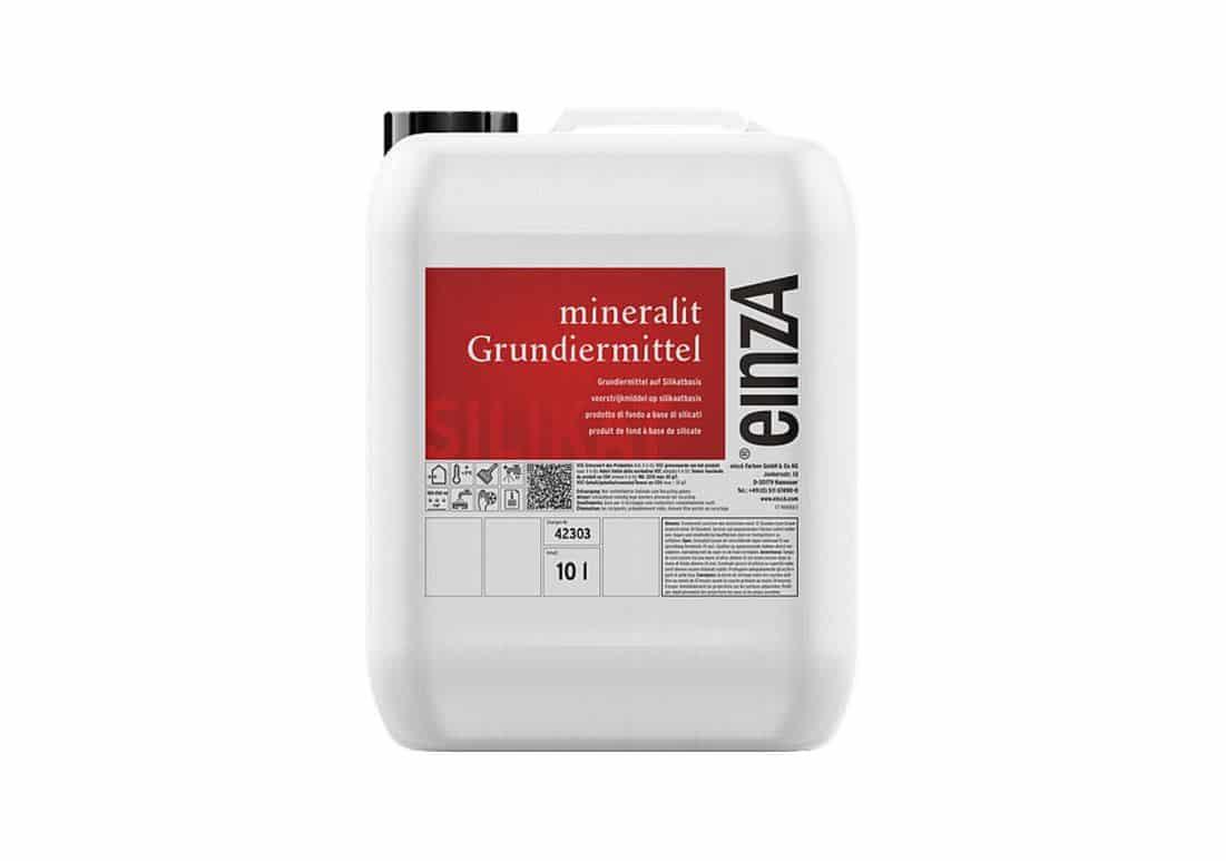 einzA mineralit Grundiermittel 10L