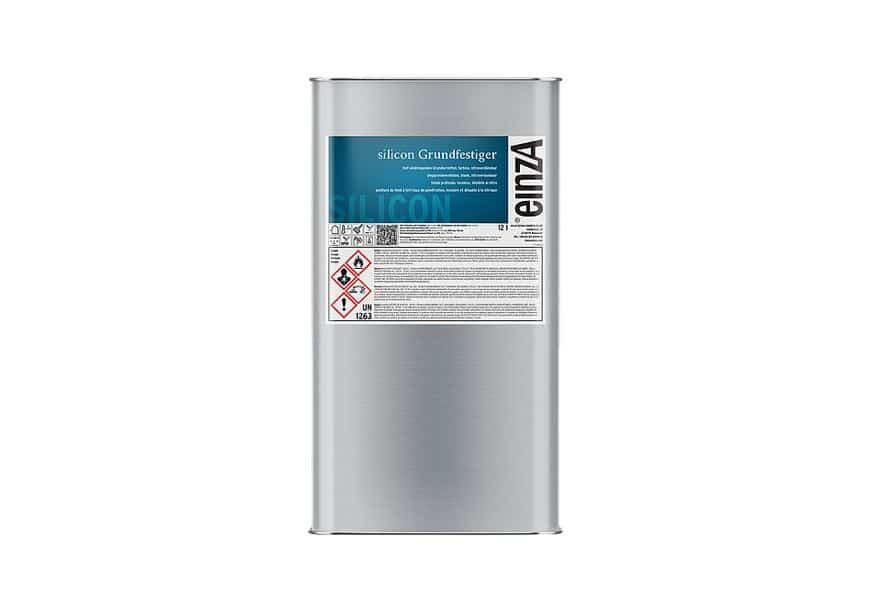 einzA silicon Grundfestiger 12L