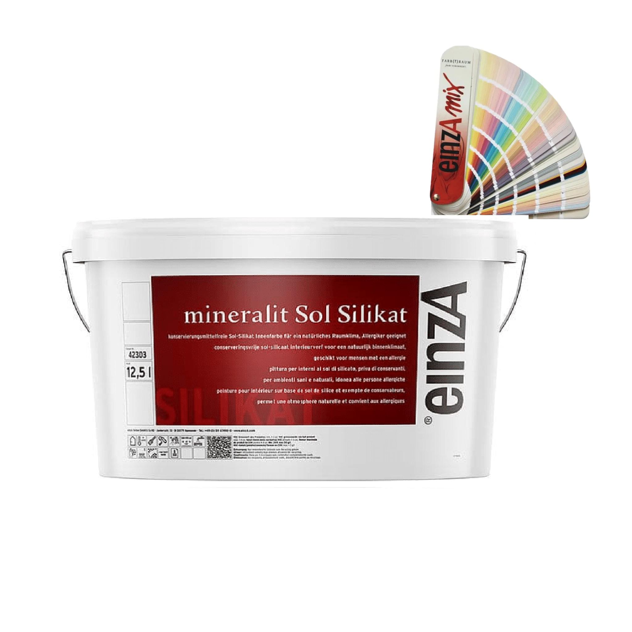 Mineralische Fassadenfarbe online kaufen