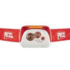 Фонарь налобный Petzl Actik Core   (2018)