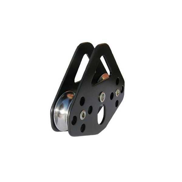 Блок ролик Vertical Тандем Sturdy стальной с подшипником