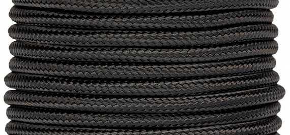 Репшнур Lanex Static 5мм/1м Черный