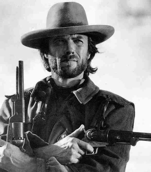 Aim For The Heart, The films of Clint Eastwood. Howard Hughes (1/4)