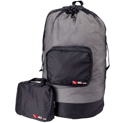 Retractable Mesh Backpack