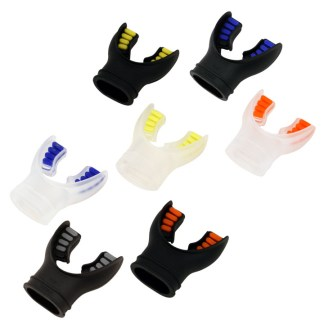 Silicone Mouthpiece - Comfort Cushion