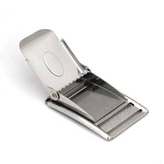 Elastic Weight Belt Buckle (Stainless Steel)