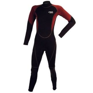 Baja 3mm Full Suit for Women