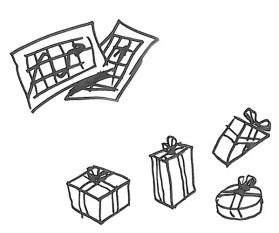 Julegaveindkøb