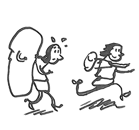 Tung vs let