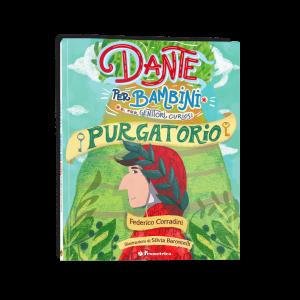 Dante per Bambini e Genitori Curiosi, libro Purgatorio squared 1 | Prometeica