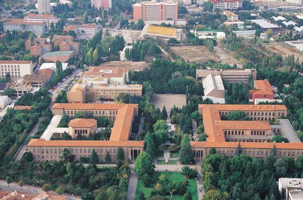 Анкарский университет