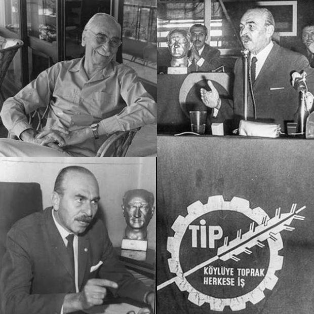 Лидер РПТ (1962-1969 гг.) – Мехмет Али Айбар