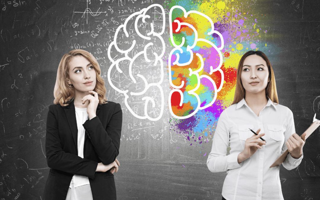 Pensamiento intuitivo vs pensamiento analítico ¿Cuál es mejor para tu negocio?
