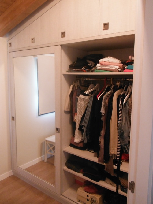 Promida armari porta corredera amb mirall 2