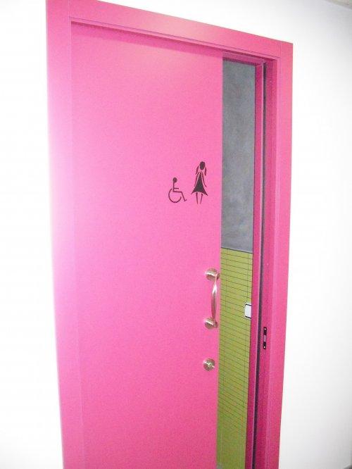 Promida porta corredera bany