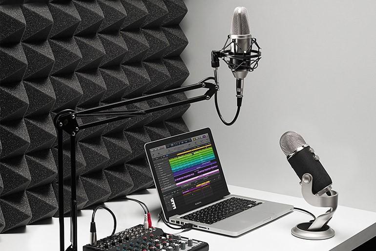 Микрофонды орнату