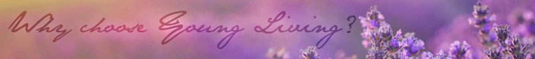 EO choose Young Living banner