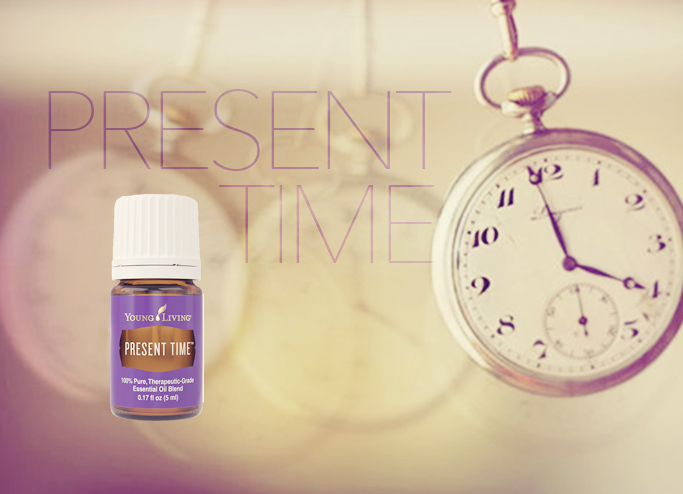 Present Time Graphic
