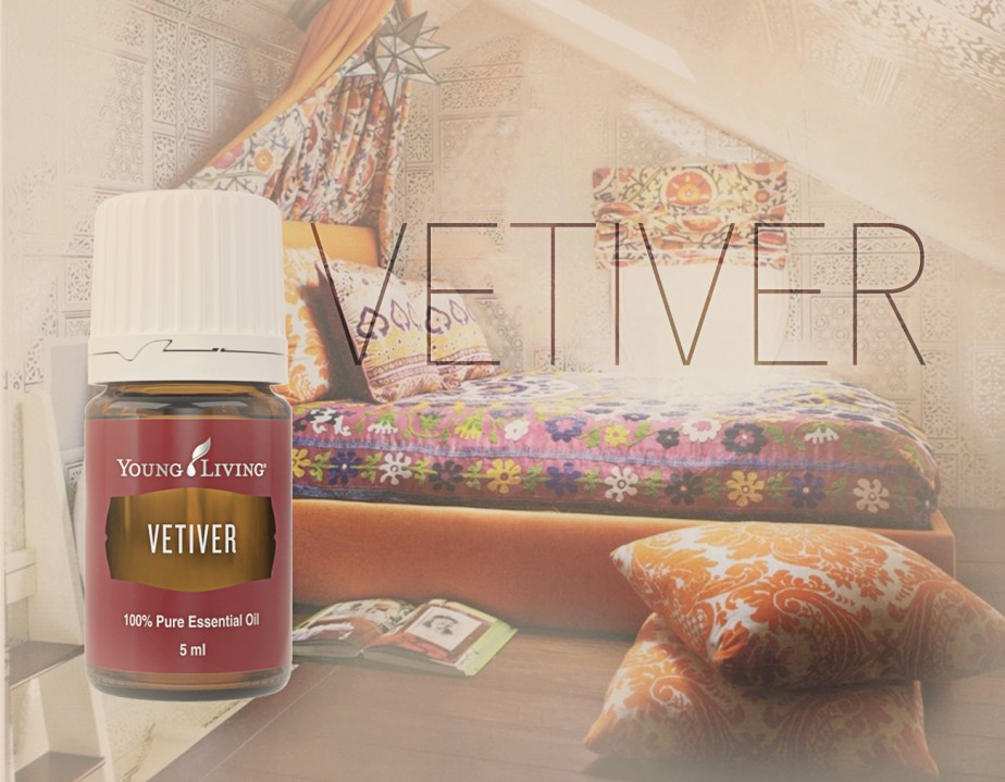 VETIVER graphic