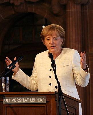 Bescheiden: Das Vermögen von Angela Merkel