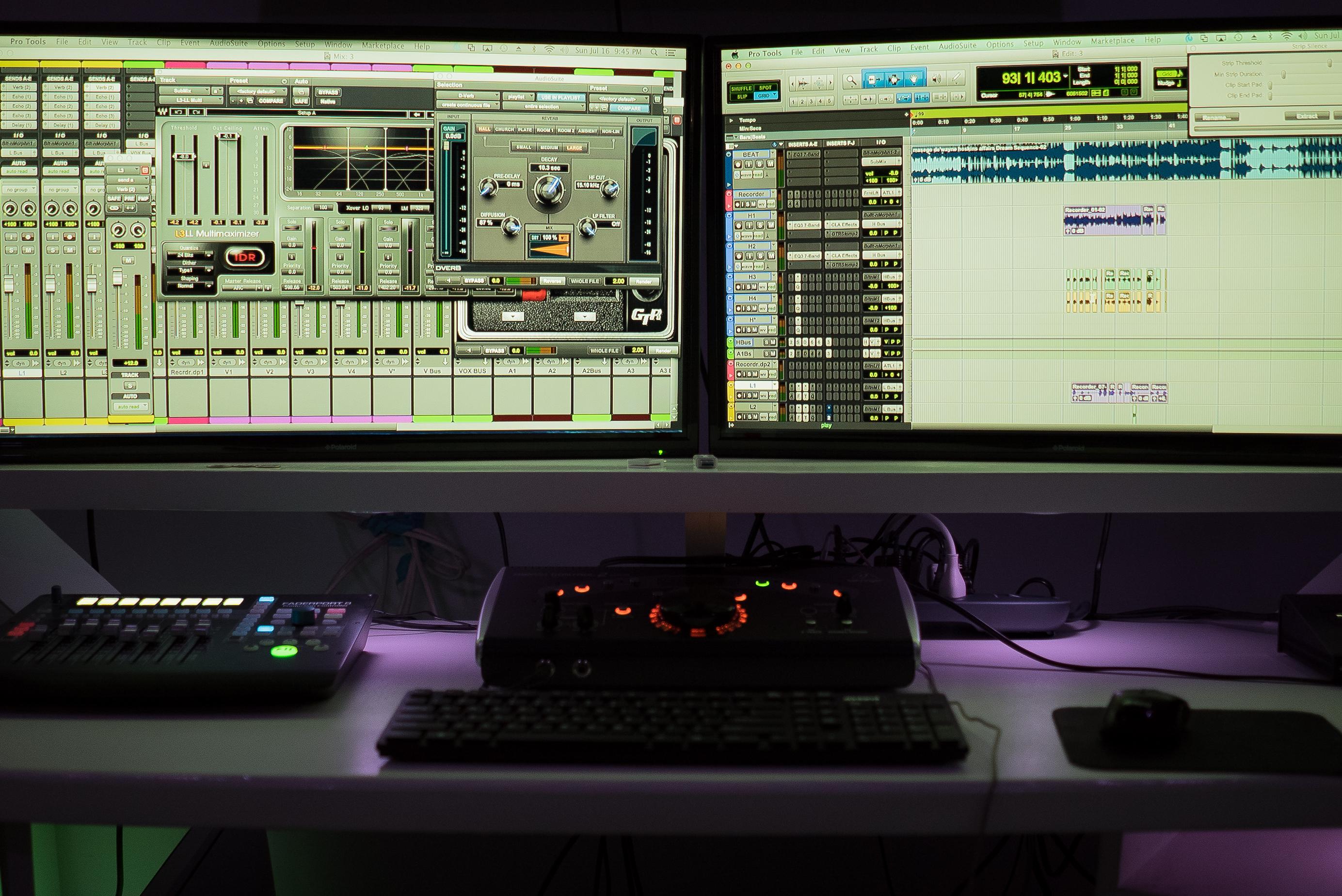 Mixing & Mastering